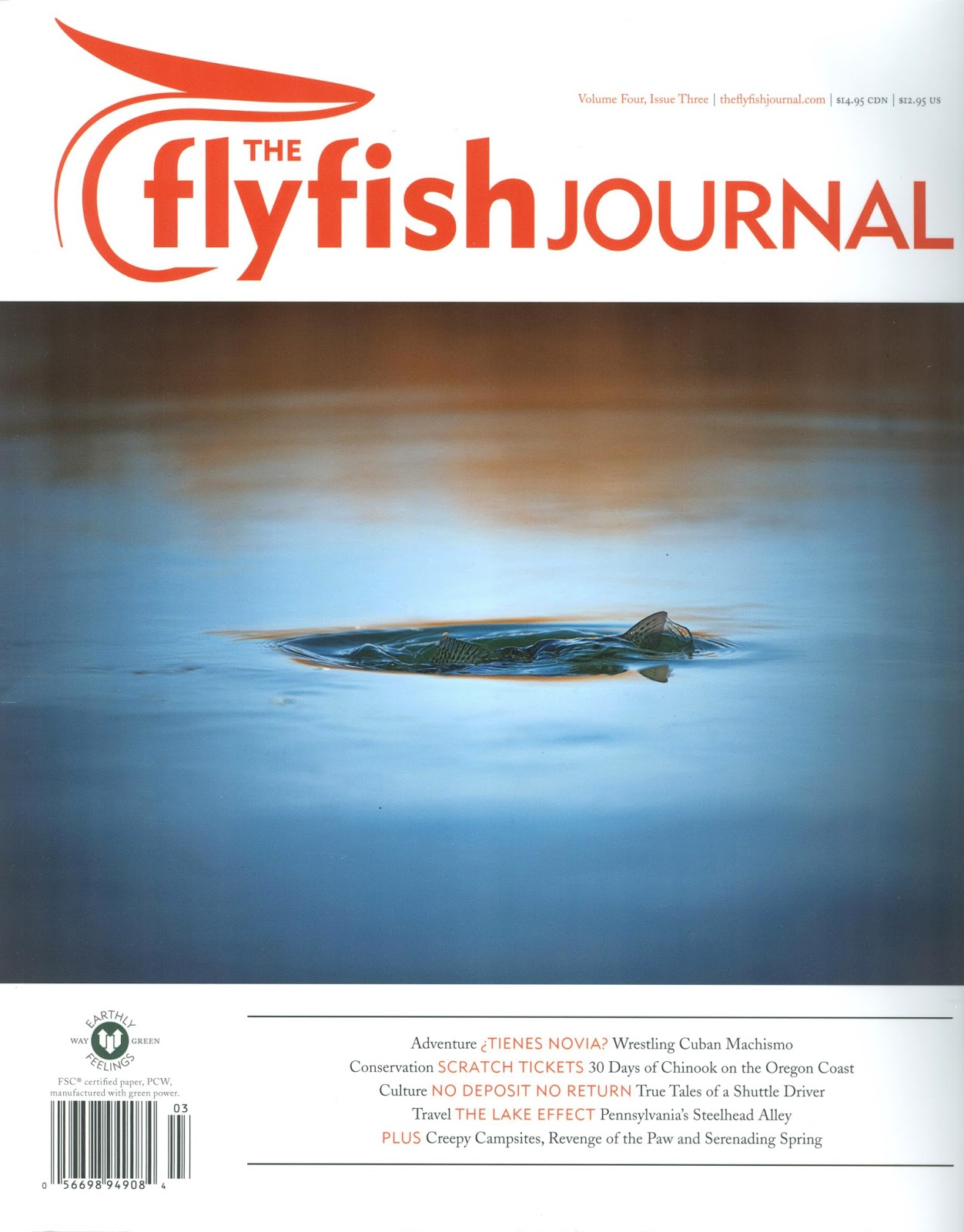 fly fish journal