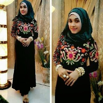 Seputar dunia fashion baju gamis muslim gaya masa kini