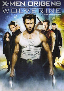 X-Men Origens: Wolverine - DVDRip Dual Áudio