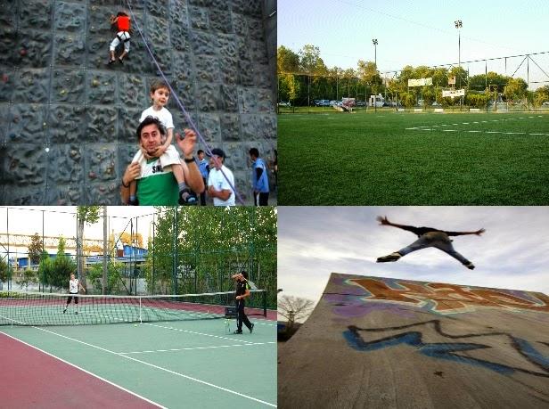 SEKA Park Spor Tesisleri