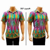 Kemeja Batik Rang Rang BP 5498