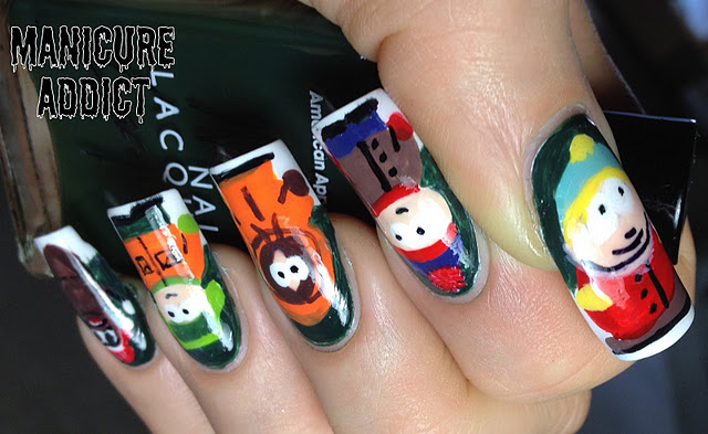 manicure addict my favorite manicures from 2011