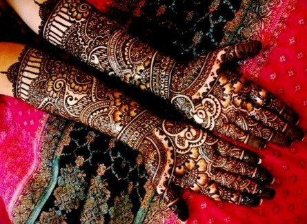 Mehndi Bridal Mehndi Design : Bridal mehndi design henna designs for hands