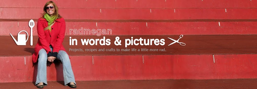 radmegan: in words and pictures