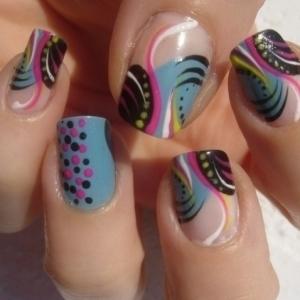 kewtified simple nail art designs 20122013