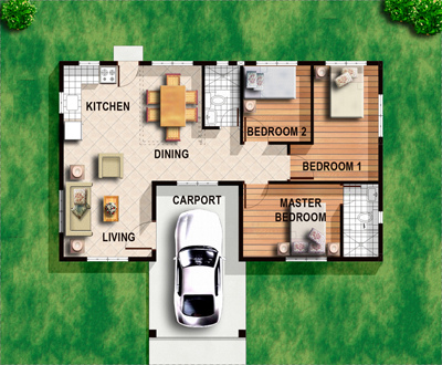 Floor plan of house in the philippines