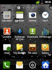 Custom ROM Emanon V3 for Galaxy Mini GT-S5570