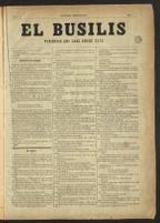 busilis, texto bíblico, problema