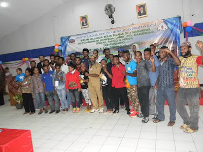 Pesan Filep Karma, Mahasiswa Papua Jangan Patah Semangat untuk Berjuang