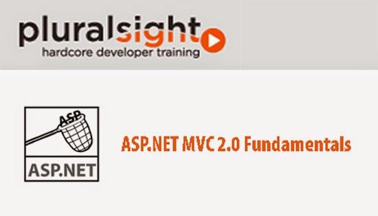 Pluralsight – ASP.NET MVC 2.0 Fundamentals