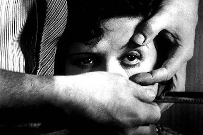 Un Chien Andalou (1929), Directed by Luis Bunuel