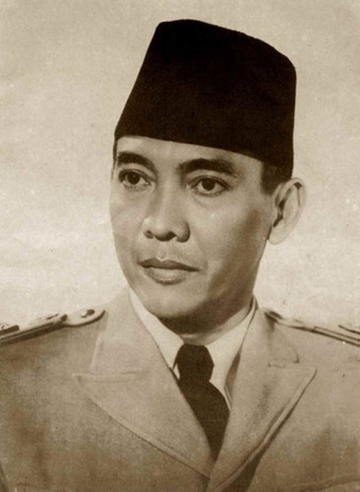 Indonesia First President