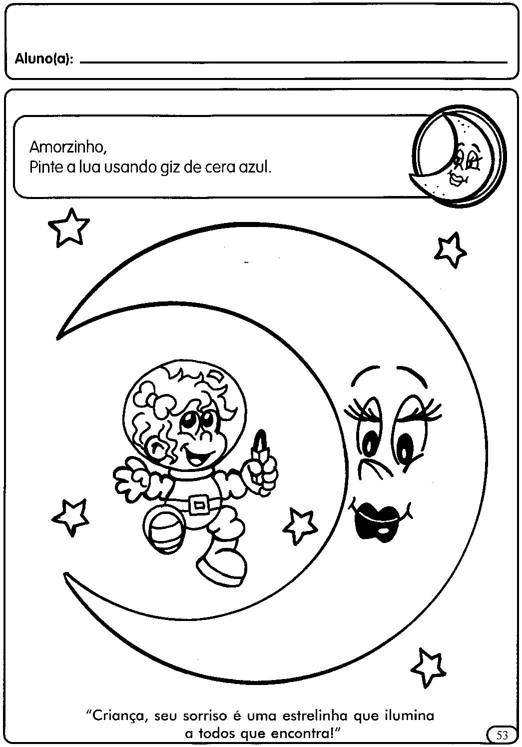 Atividades Dia E Noite Cantinho Do Educador Infantil