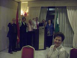VII CENA DE NAVIDAD HOTEL GUDACORTE PARK 2011