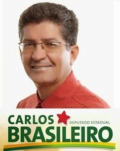 Dep. Carlos Brasileiro
