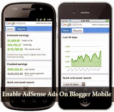 Adsense mobile