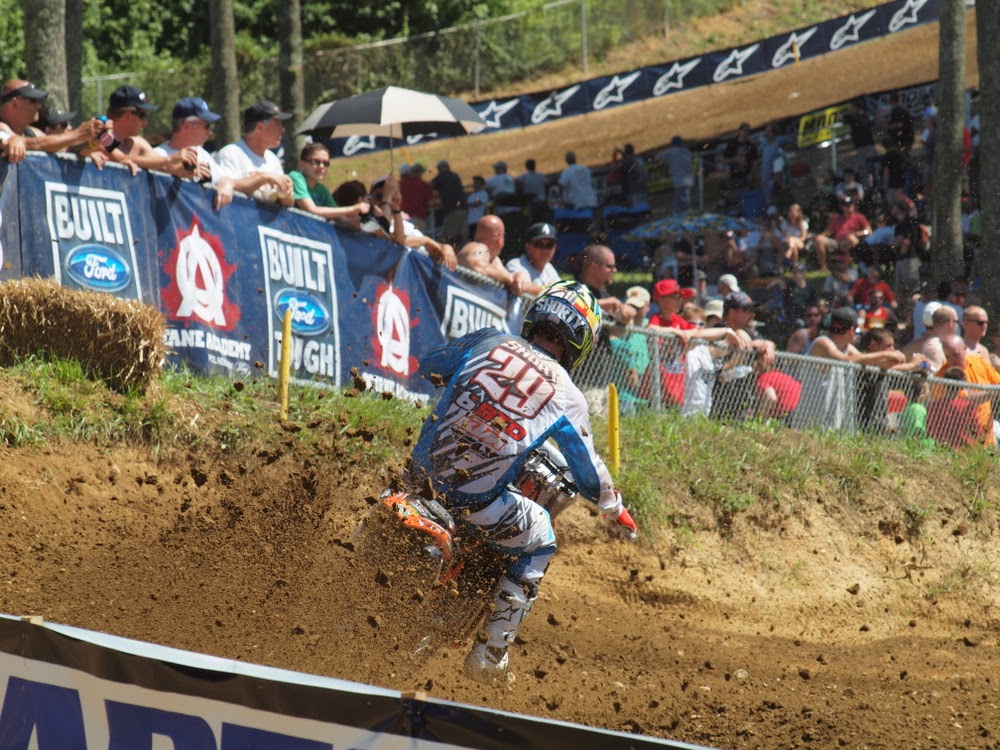 Andrew Short - Budds Creek 2013