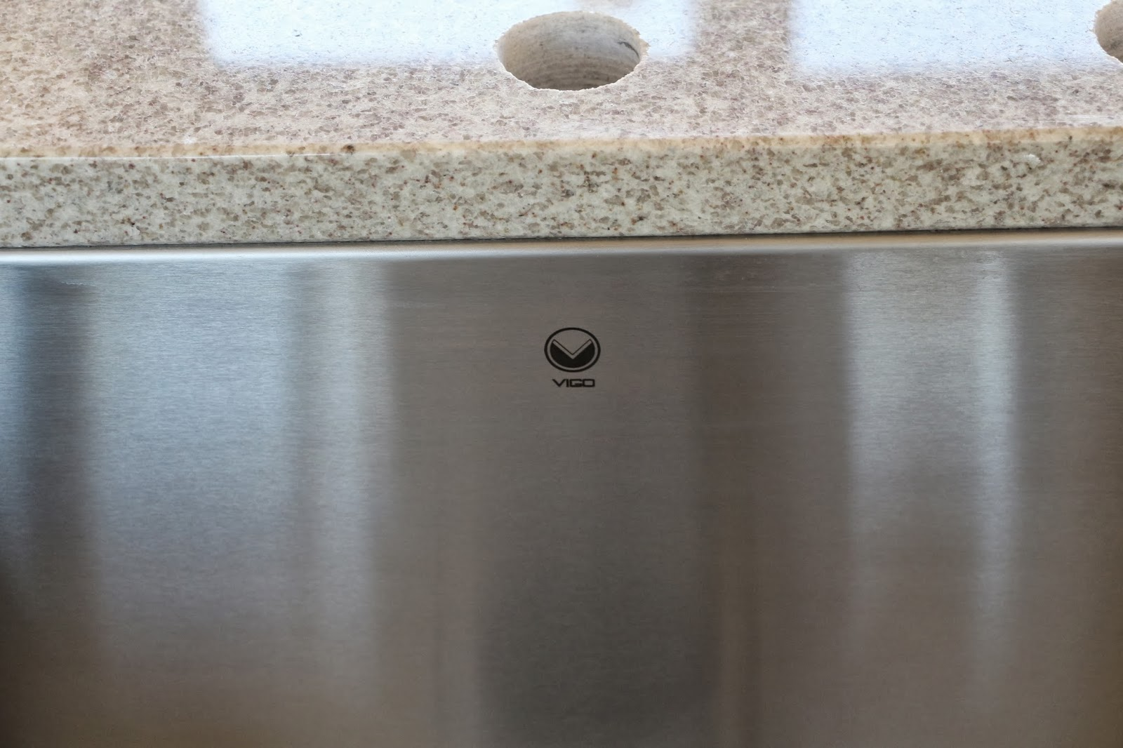 vigo undermoujnt stainless steel sink