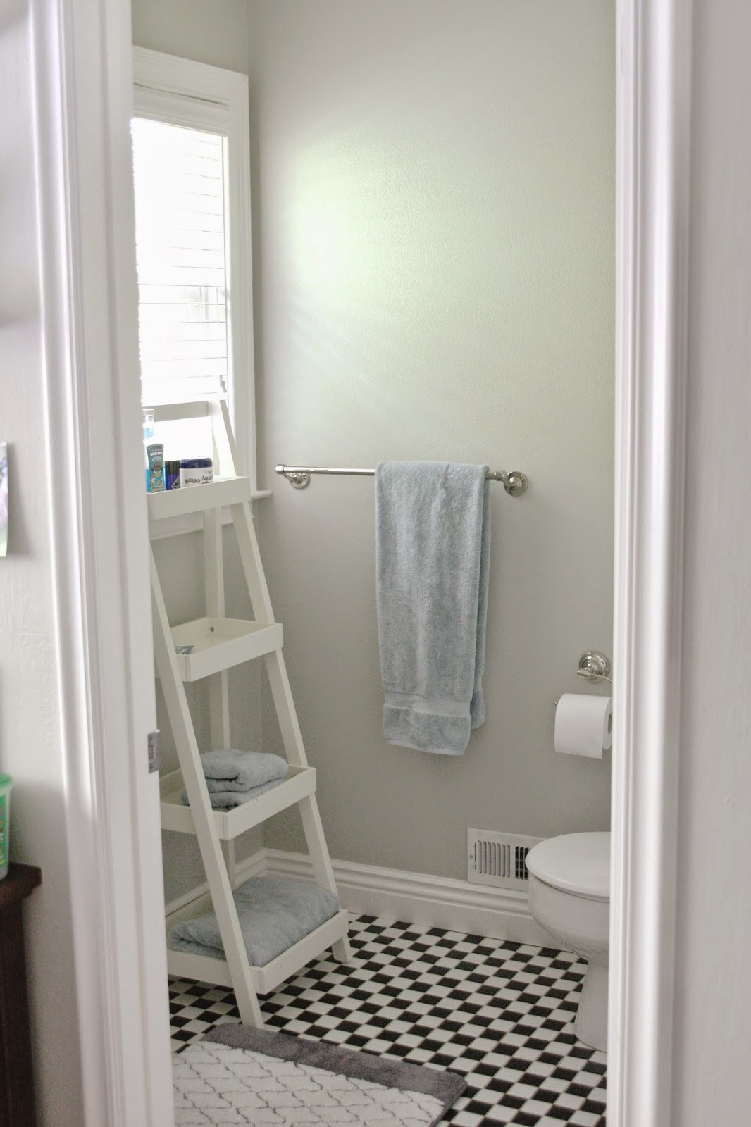 Maximize Bathroom Space With Shower Shelf + A Giveaway!   Simply Organized