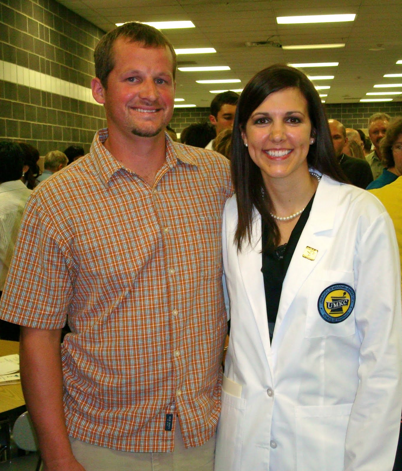 Born to Pharm: White Coat Ceremony
