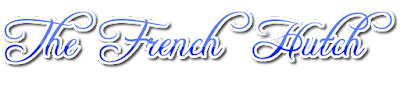 THE FRENCH HUTCH