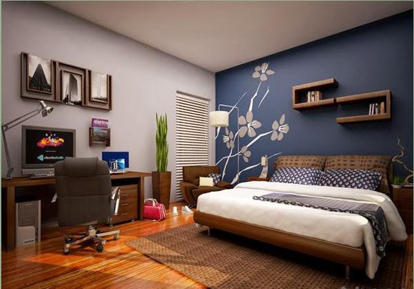 Une Chambre à Coucher Design Impressionnant! La Combinaison De Lu0027ambiance  Tropicale Et La Fonctionnalité Moderne A Fait Encore Mieux Avec  Lu0027utilisation Du0027un ...