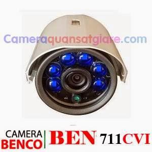 Camera CVI ngoài trời BEN-711 CVI