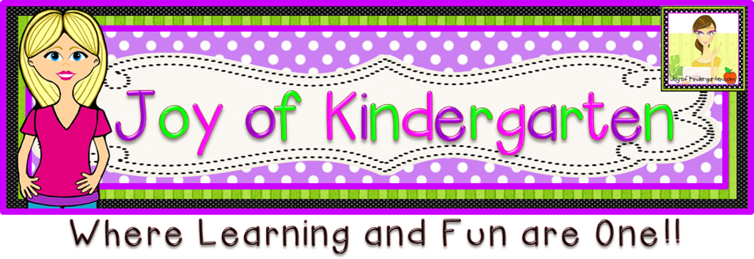 Joy of Kindergarten