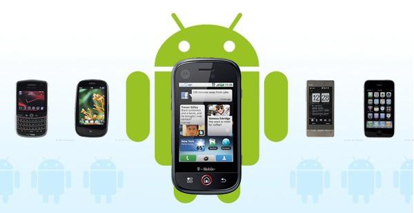 Daftar Handphone Android Terbaik dan Terlaris 2015