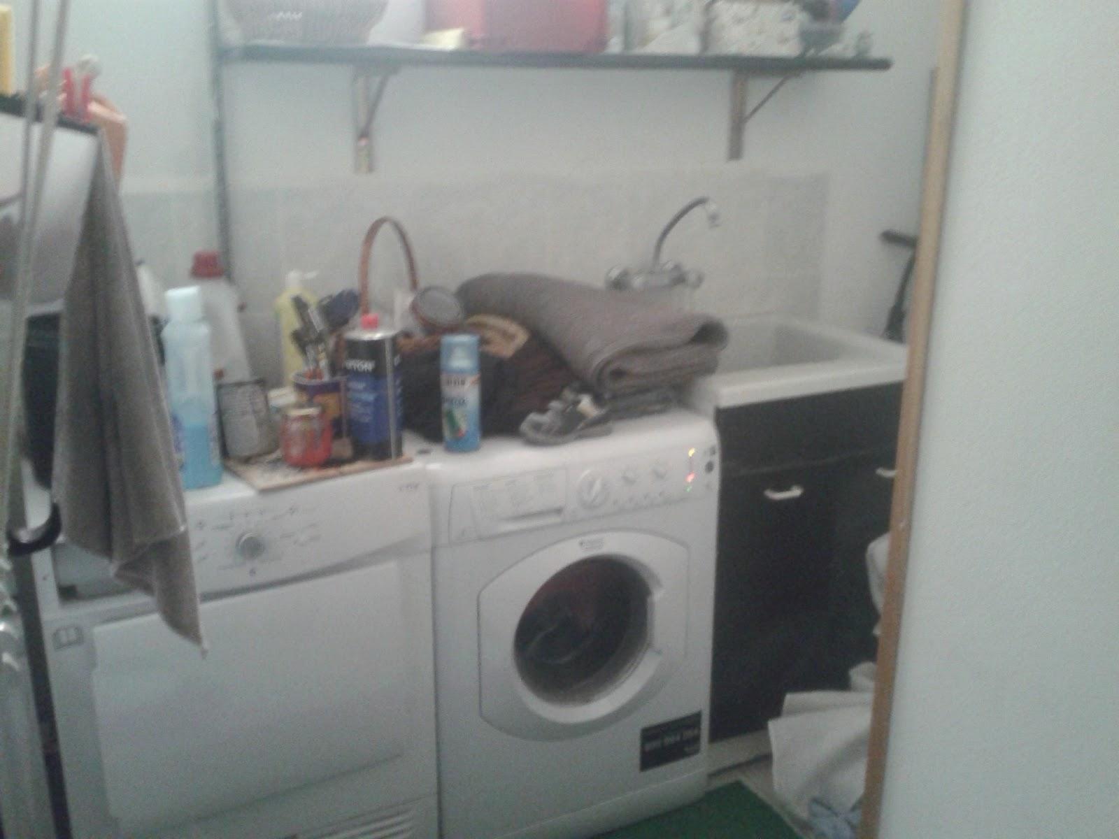 Organizzare la lavanderia il viaggio continua a tea for u - Lavanderia in casa ...