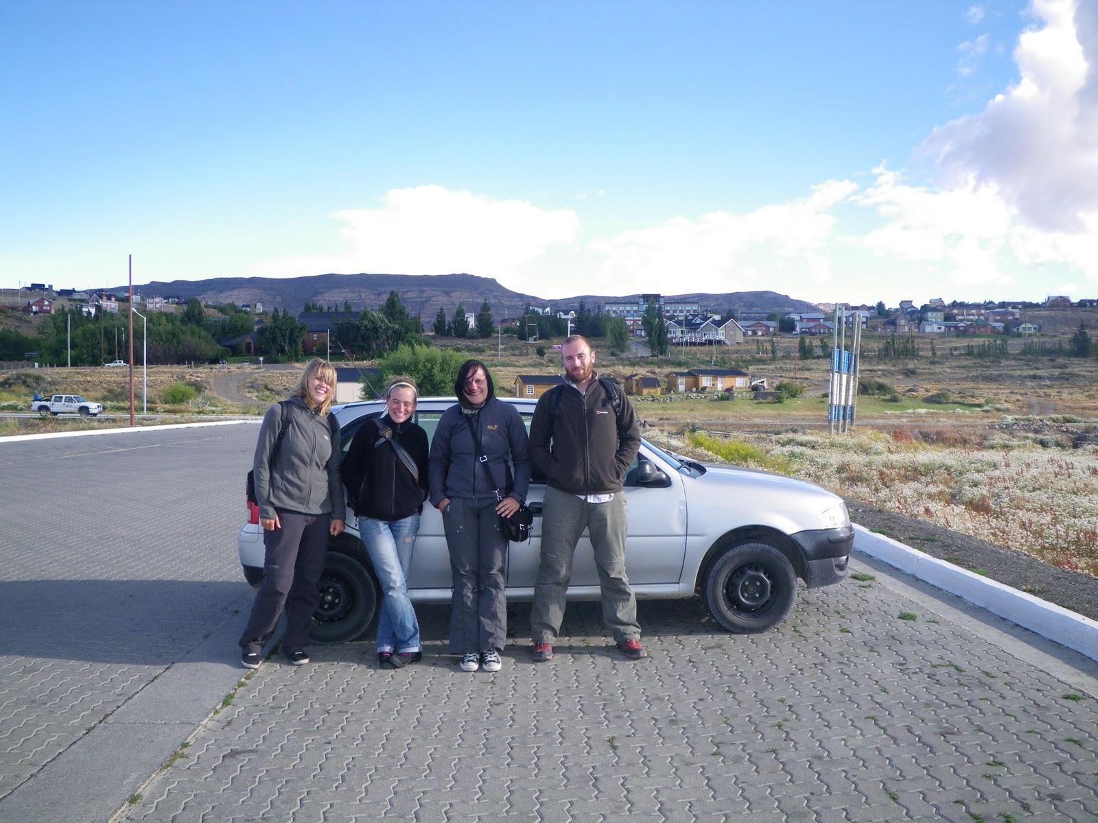 car rental el calafate  Yumi and Thomas: El Calafate and Perito Moreno