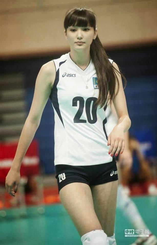 Hot Women In Sport Sabina Altynbekova