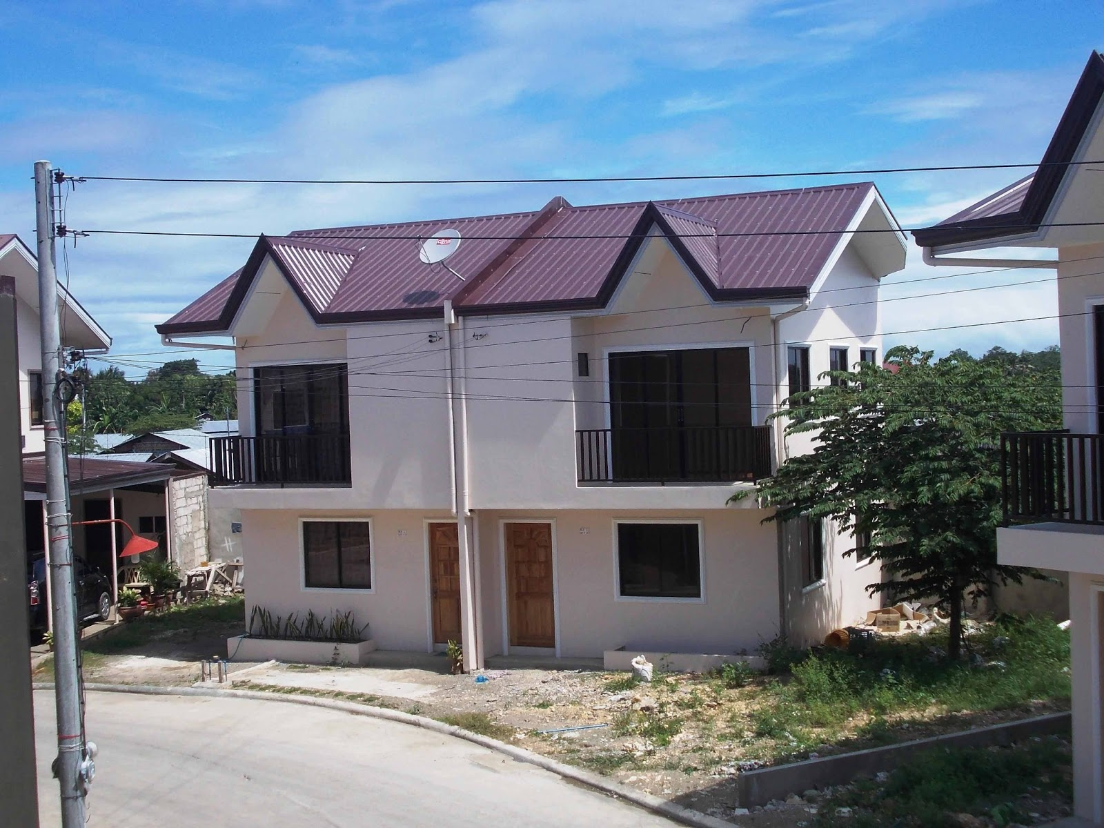 Cheap house and lot in cebu philippines very cheap bf for Extremely cheap houses