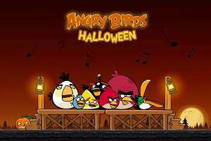 Angry Bird Halloween Mobile Game Free on gps voice navigation download html