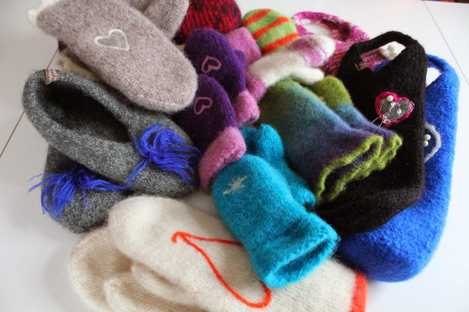 Hvordan tove strikkeplagg