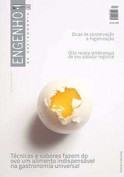 Revista Engenho de Gastronomia edição #39