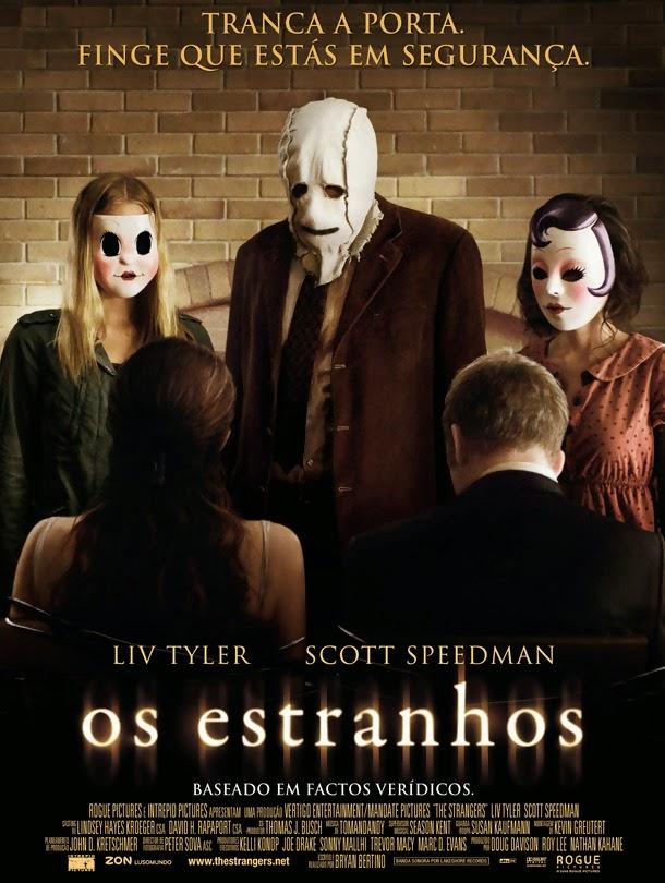 Os Estranhos – Sem Cortes Dublado