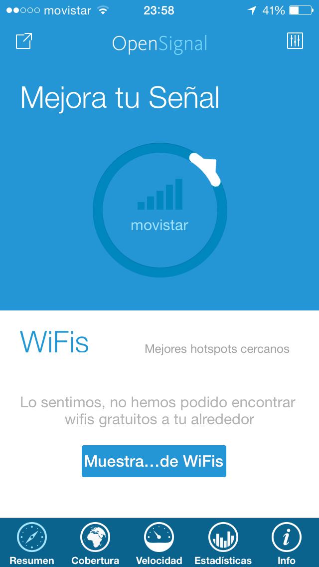 Mejora tu cobertura móvil gracias a OpenSignal #iOS #Android