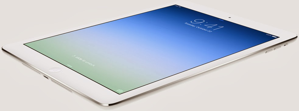 iPad Air cost only $274 to manufacture, leaves plenty of juice for Apple