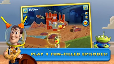 Download Toy Story: Smash It! v1.01