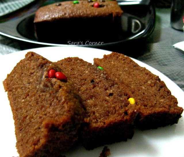 eggless milo cake loaf | eggless baking| easy kids recipe!