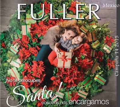 catalogo cosmeticos c-14 2015 fuller