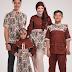 Pilihan Baju Muslim Batik Modern Terbaru