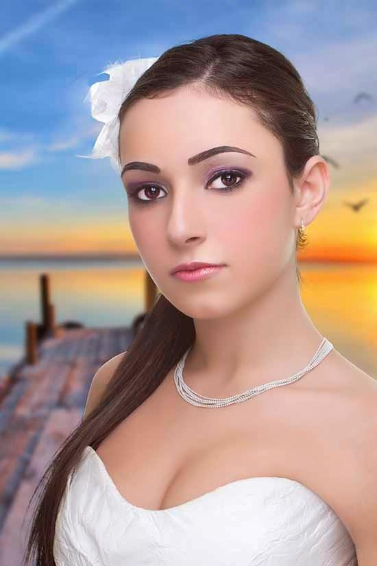 אילה כהן מאפרת כלות - סתיו 2013 - תאיר