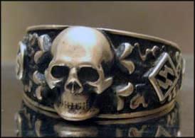 Перстень (золотой топаз