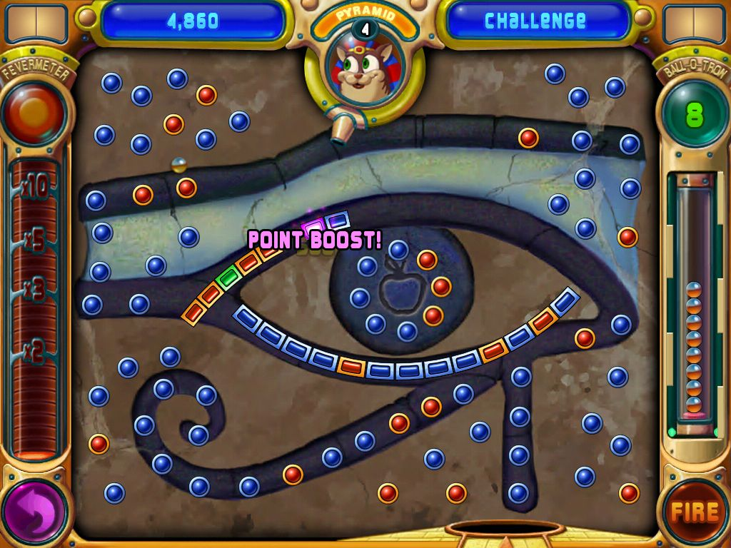 Android Peggle