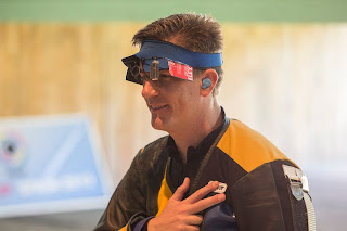 Cassio Rippel (BRA) - Carabina Deitado - Copa do Mundo ISSF de Tiro Esportivo 2013