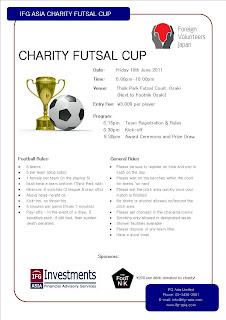 Charity Futsal Cup