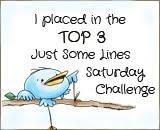 I made top 3 twice :)