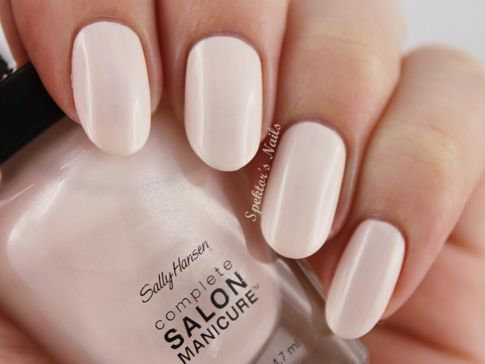 Sally Hansen - Designer Collection 2014 A Wink Of Pink
